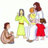 Rencontrer Jésus pour les enfants