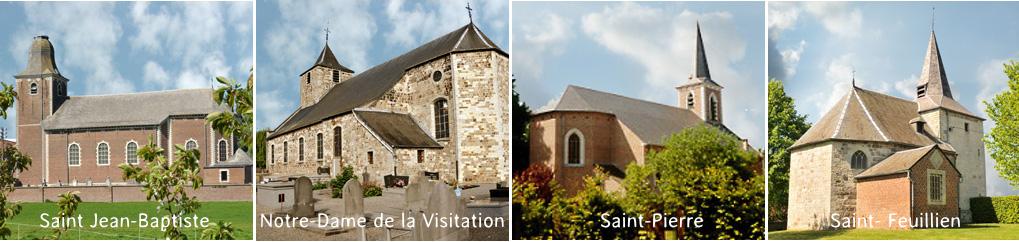 Paroisses de Huppaye et Autre-Église